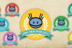 Les Tric Trac d'Or 2017, les votes par catégories, c'est maintenant !