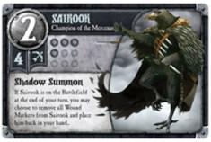 Summoner Wars : Sairook
