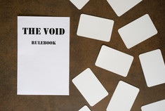 The Void - premier jeu de White Editions