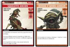 Pathfinder Jeu de cartes : L'Eveil des Seigneurs des runes - Jeu de base: cartes