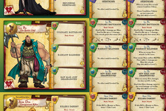 Rum & Bones Second Tide : CutThroats - Hero Pack