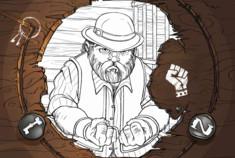 Desperados of Dice Town: Travail d'illustration 2