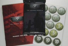 EVE The Second Genesis CCG
