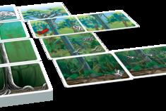 Il était une forêt: cards