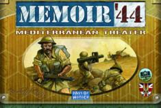 Mémoire 44 : Théatre méditerranéen