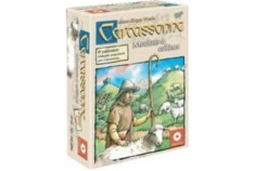 Carcassonne ext. 9 : moutons et collines: