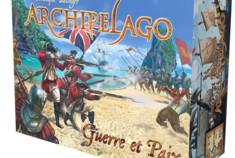 Archipelago : Guerre et Paix: box