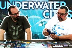 Underwater Cities , de la vidéo en plus !