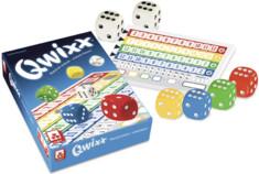 Le matériel de qwixx