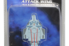 ST:AW - Vague 1 - U.S.S. Defiant