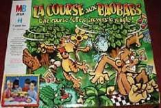 la course aux baobabs