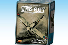Wings of Glory: WWII Rules and Accessories Pack