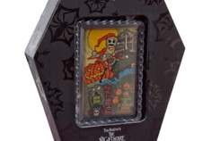 Tim Burton's The Nightmare Before Christmas : 52 playing cards