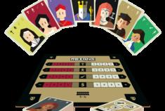 Reigns: The Council (B. Faidutti / H. Marly) lance sa campagne Kickstarter