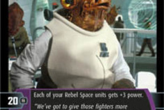 Star Wars TCG : Return of The Jedi