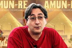Amun-Re: Le Jeu de Cartes , de la vidéo en plus !