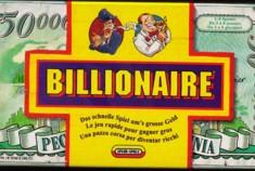 Billionaire: