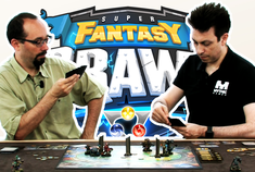 Super Fantasy Brawl , de la vidéo en plus !