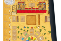 "Camel Up - Tapis de jeu ""Grand Prix du Sahara"""
