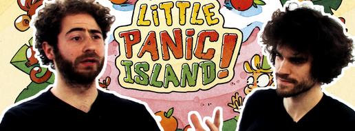 Little Panic Island, de l'explipartie !