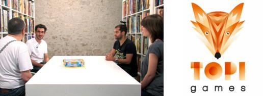 Topi Games, de l'interview
