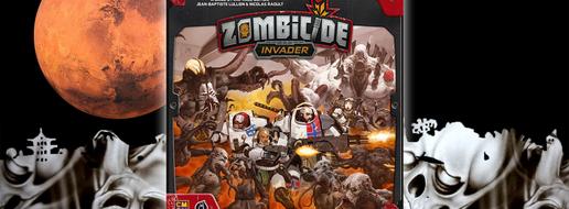Zombicide Invader, de la réujouons !