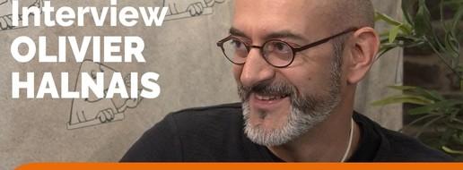 Interview Olivier Halnais