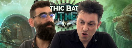 Mythic Battle , de la partie !