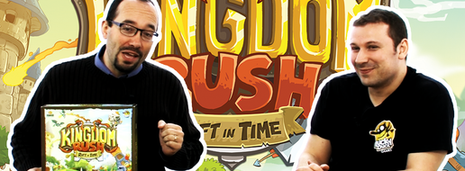 Kingdom Rush : Rift In Time, de l'explication !