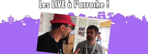 FLIP 2018 : La Game Jam, de le LIVE à l'arrache !