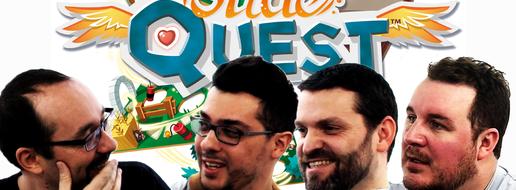 Slide Quest, de le papotache !