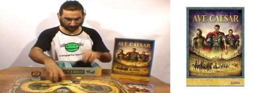Ave Caesar, open the box