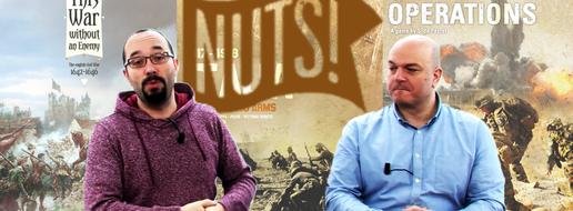 Nuts Publishing : les wargames, de le papotache !