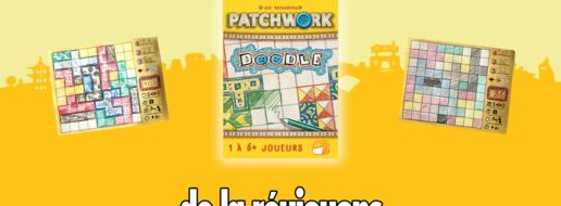 Patchwork Doodle, de la réujouons !
