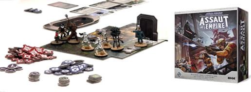 Star Wars : Assaut sur l'Empire, la partie !
