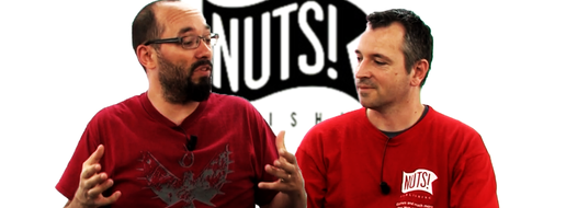 Nuts Publishing : douceurs aux noix, de le papotache !