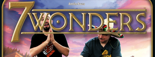 7 Wonders, de l'application POUR DE VRAI !