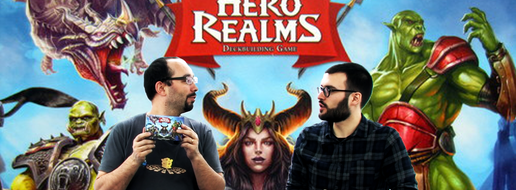 Hero Realms, de l'explipartie !