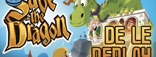 Save The Dragon : version confinés, de l'explipartie !