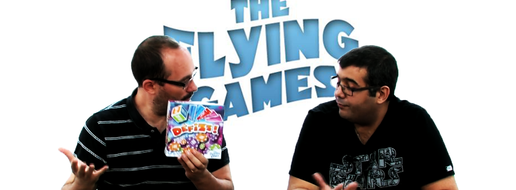 The Flying Games : l'envol, de le papotache !