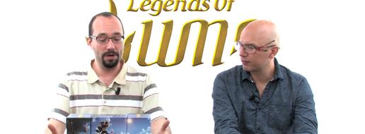 Legends of Luma : chapitre 1 et 2, de le papotache !