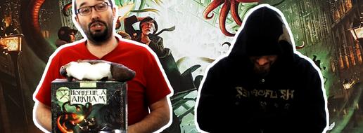 Horreur à Arkham - édition 2019, de l'explication !