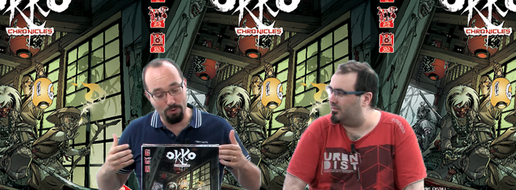 Okko Chronicles, de le papotache !