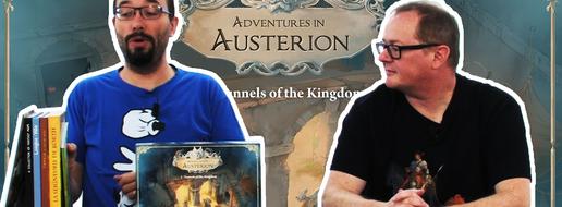 Austerion : un jeu en images, de le papotache !