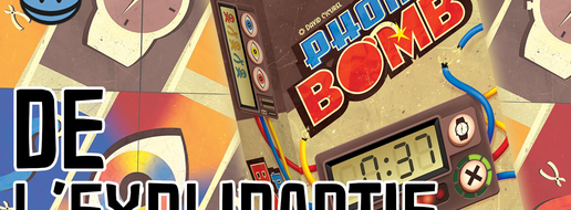 Phone Bomb, de l'explipartie !