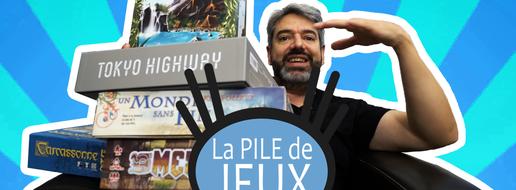 La Pile de Jeux #10 : Charles Chevallier
