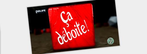 """101% ça déboite"" -  Meeple Circus"