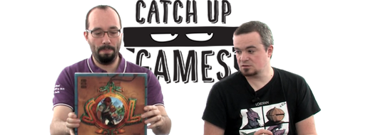 Catch'Up Games, de le papotache 2017 !