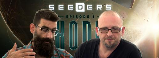 Seeders épisode 1 : Exodus, de l'extrait de partie !