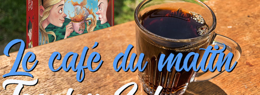 Café du matin - Tea for 2